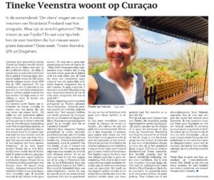 Regio krant Noordoost Friesland 2019