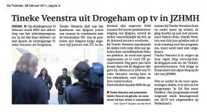 De Feanster krant 2011