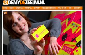 DemydeZeeuw.nl 2012