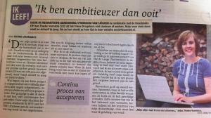 Telegraaf 2012