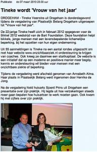 Waldnet.nl 2013