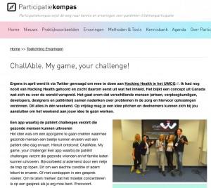 Participatie Kompas 2016